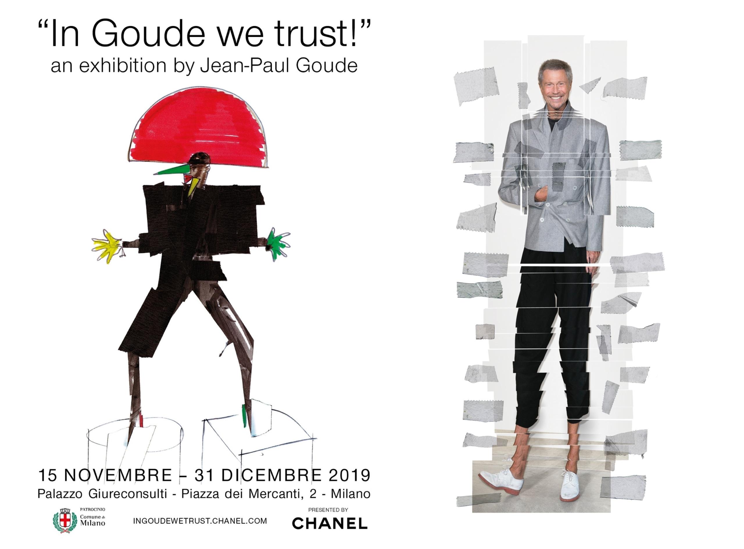 Что там показывают: Chanel открыли выставку, посвященную художнику Жан-Полю Гуду (фото 13)